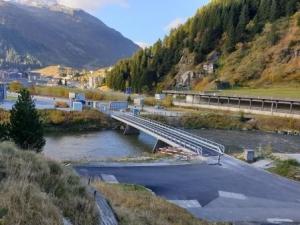 Sanierung Reussbrücke II, Andermatt