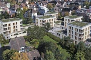 Areal Winterberg und Gemeindehausplatz